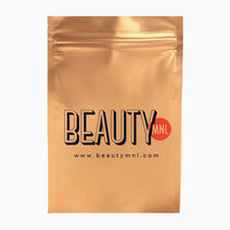 Gold Holiday Pouch (Small) by BeautyMNL
