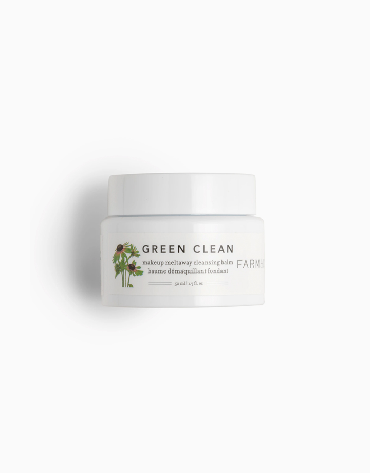 Green Clean Makeup Meltaway Cleansing Balm (50ml) by Farmacy