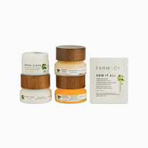 Farmacy the mighties skincare kit 2