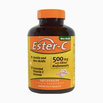 Ester-C w/ Citrus Bioflavonoids (500mg, 240Caps) by American Health