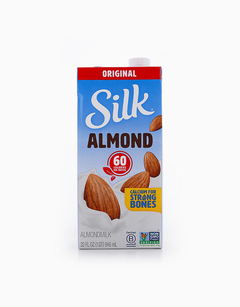 Silk Almond Milk Original (946ml) by Silk