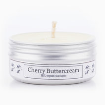 Cherry Buttercream Soy Candle (2oz) by Calyx Life & Home