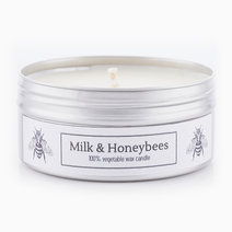 Milk & Honeybees Soy Candle (4oz) by Calyx Life & Home