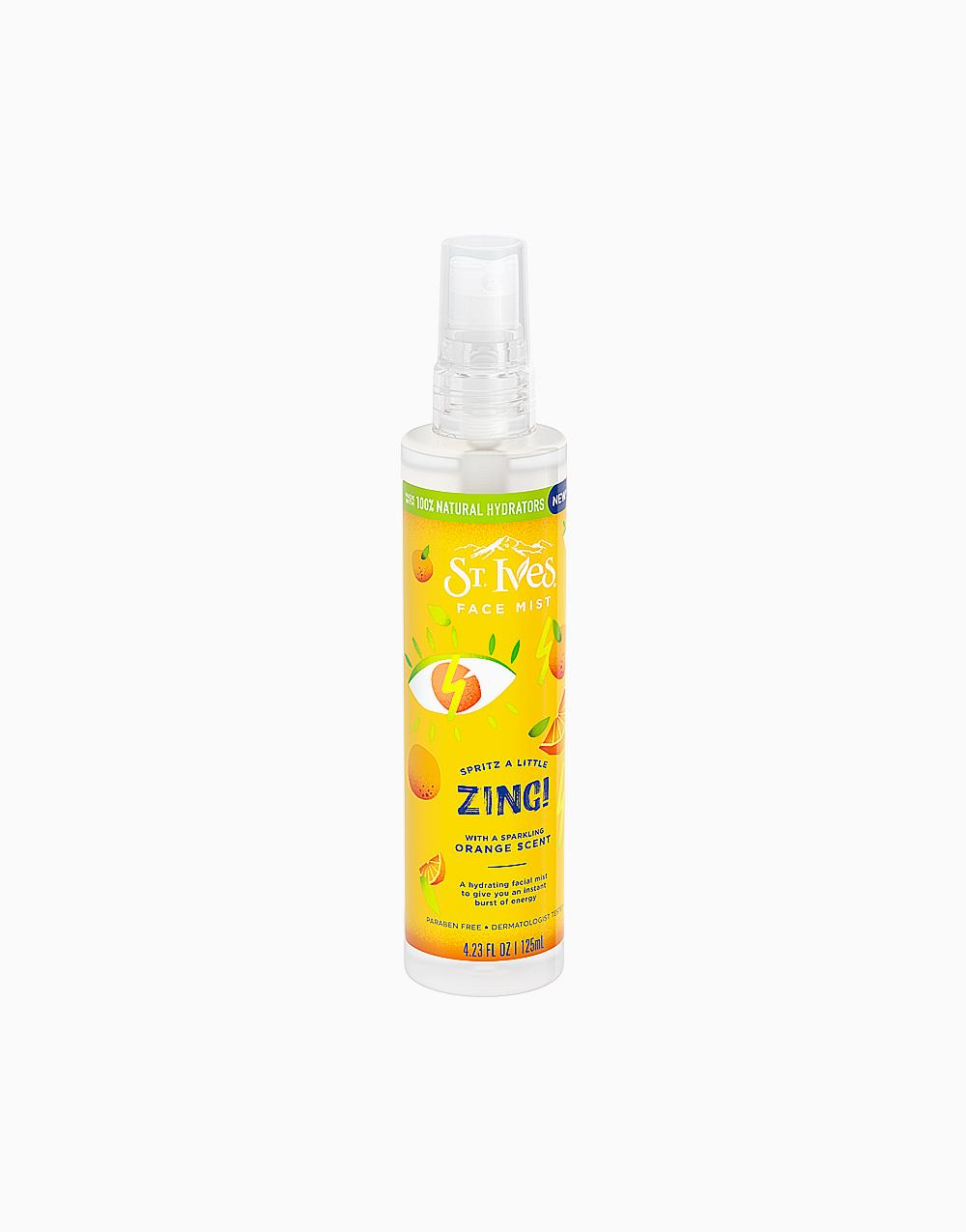St. Ives Face Mist Energizing Orange (4.23Oz) by Unilever Beauty