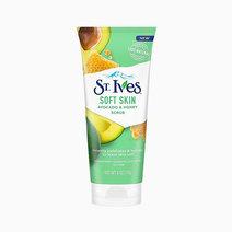 St. ives soft skin avocado and honey scrub facial cleanser 6oz 2