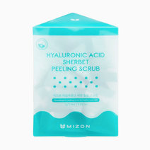 Mizon hyaluronic scrub
