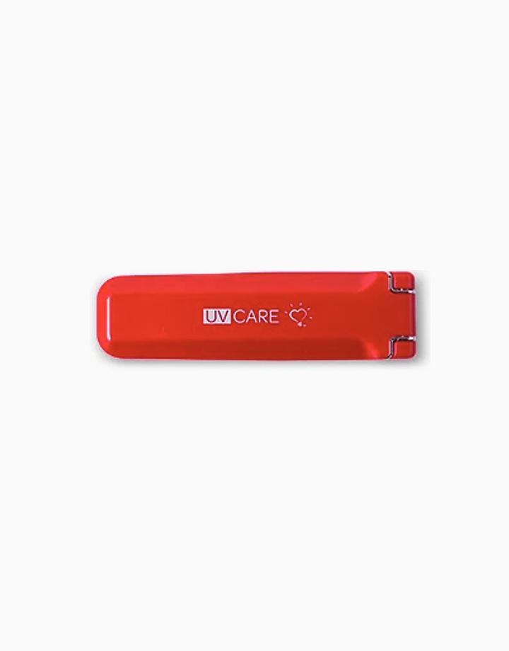 Pocket Sterilizer Vogue by UV Care | CRIMSON RED