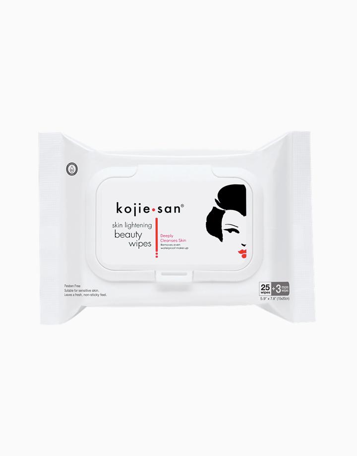 Skin Lightening Beauty Wipes (28 Wipes) by KojieSan