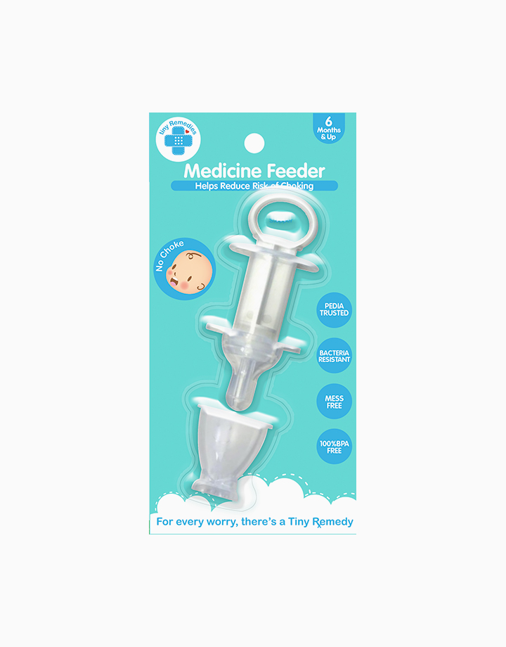 Tiny Remedies Baby Medicine Feeder by Tiny Buds