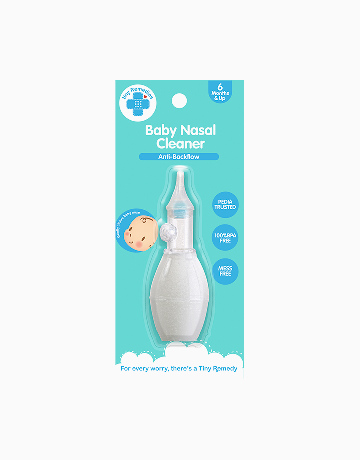 Tiny Remedies Baby Nasal Cleaner by Tiny Buds