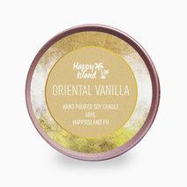 Happy island  oriental vanilla tin