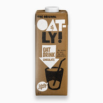 Oatly chocolate 1