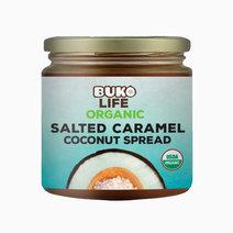 Organic Salted Caramel Coconut Spread (120g) by Buko Foods