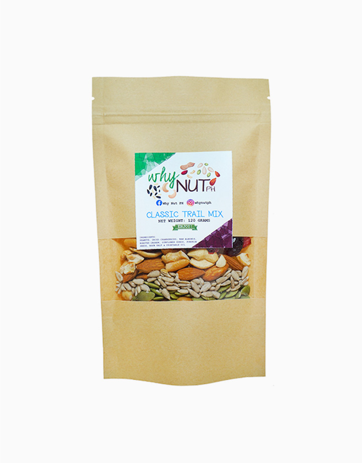 Classic Trail Mix (120g) by WhyNutPH