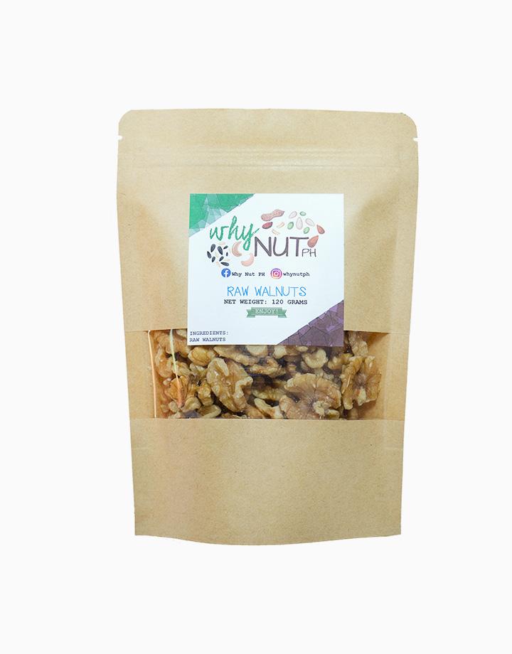 Raw Walnuts (120g) by WhyNutPH