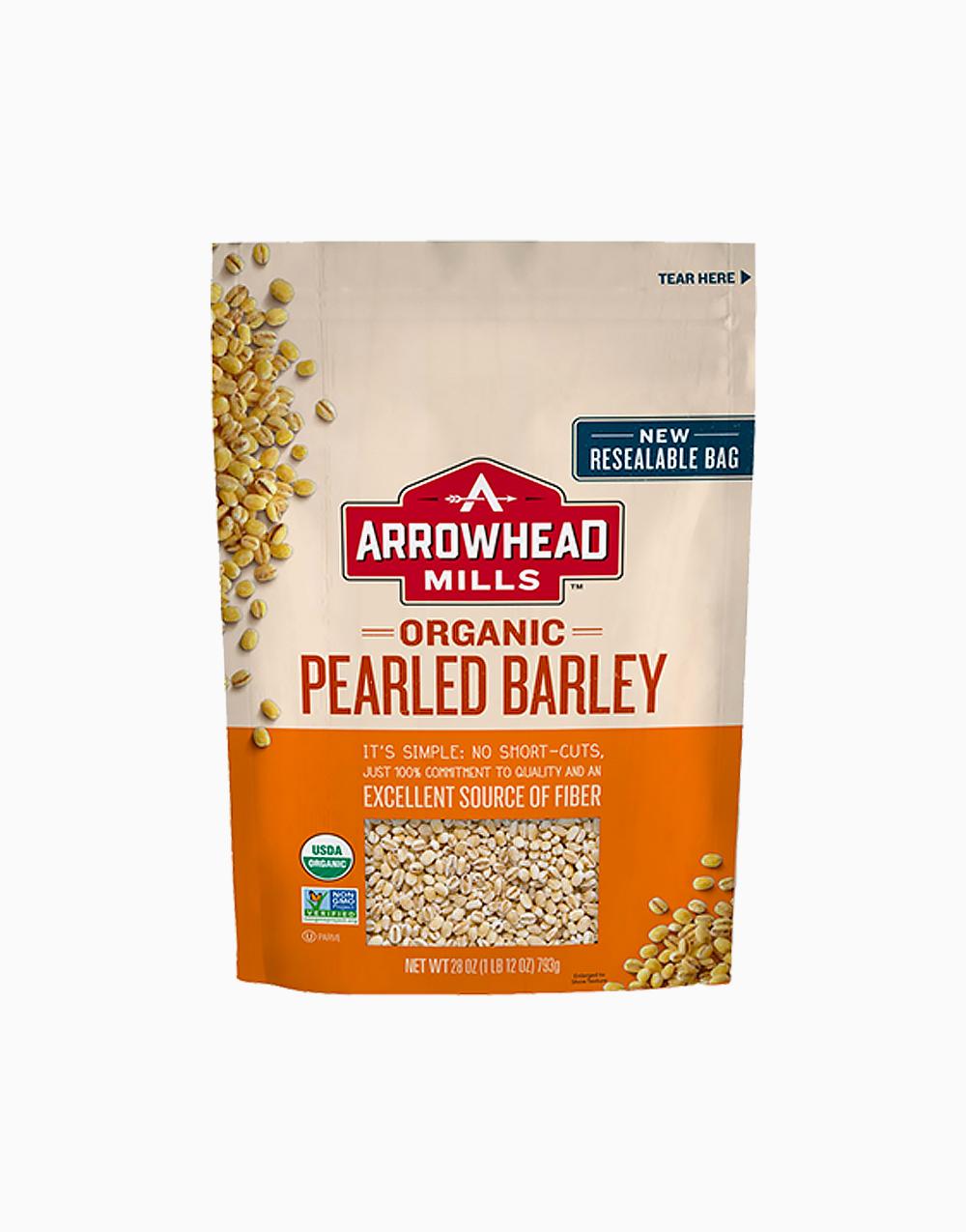 Organic Pearled Barley (28oz) by Arrowhead Mills
