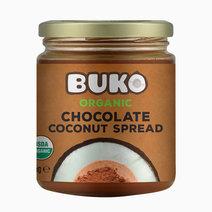 Buko organic chocolate coconut spread 265g