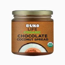 Buko organic chocolate coconut spread 120g