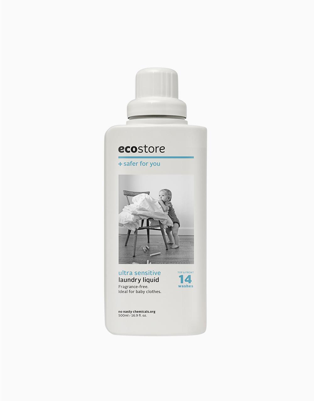 Baby Laundry Liquid (500ml) by Ecostore