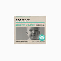 Goat's Milk & Lavender Baby Soap (80g) by Ecostore