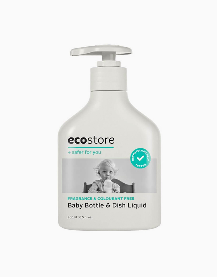 Baby Bottle & Dish Wash Liquid (250ml) by Ecostore