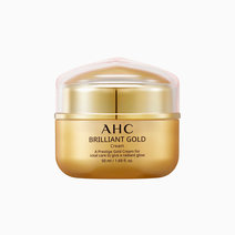 Ahc brilliant gold cream