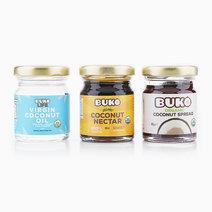 Buko Organic Coconut Goodness Pack by Buko Foods