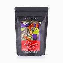 Chili Cacao Nibs (45g) by Chocoloco