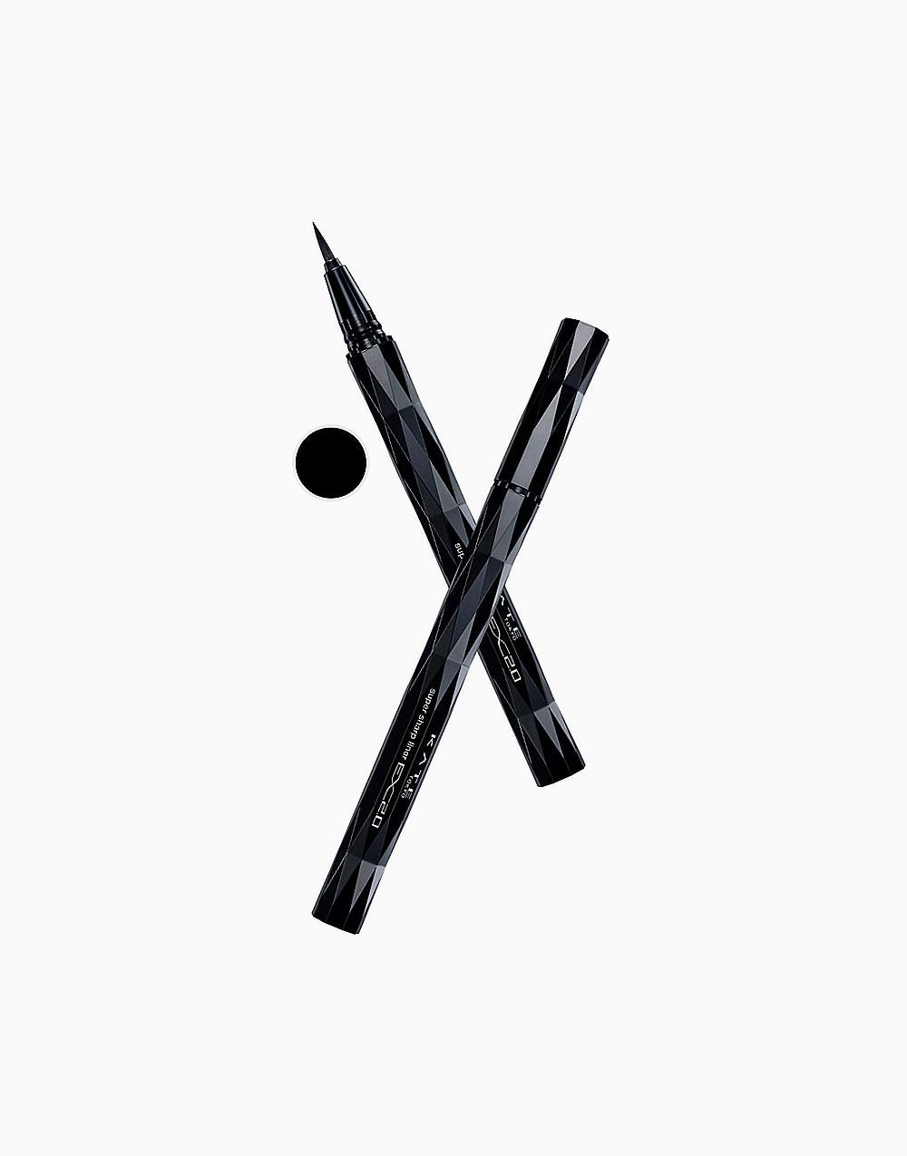 Supersharp Liner EX 2.0 by Kate Tokyo   BK1