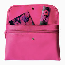 Wonderland Cosmetic Pouch with Flap by Avon Color