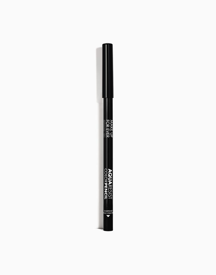 Aqua Resist Color Pencil by Make Up For Ever | 1 Graphite