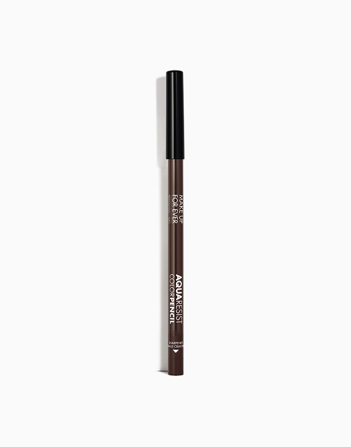 Aqua Resist Color Pencil by Make Up For Ever | 2 Ebony