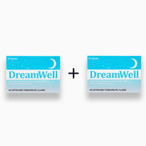 DreamWell Spine Date Seed Extract (500 mg, 60 capsules) (Buy 1, Take 1) by DreamWell