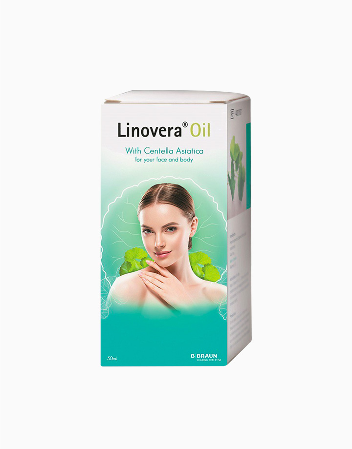 Linovera Oil with Centella Asiatica by LINOVERA® OIL