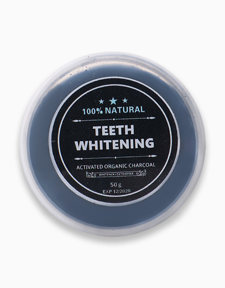 Teeth Whitening Charcoal Powder (50g) by Philippine Pure