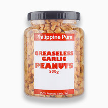 1 greaseless garlic peanuts %28500g jar%29