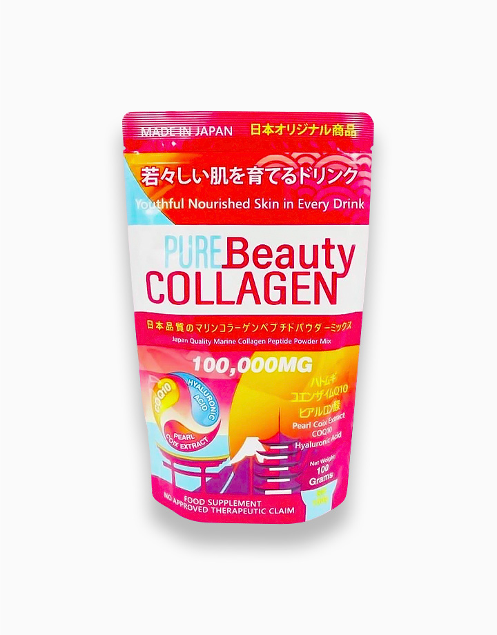 1 pure beauty collagen