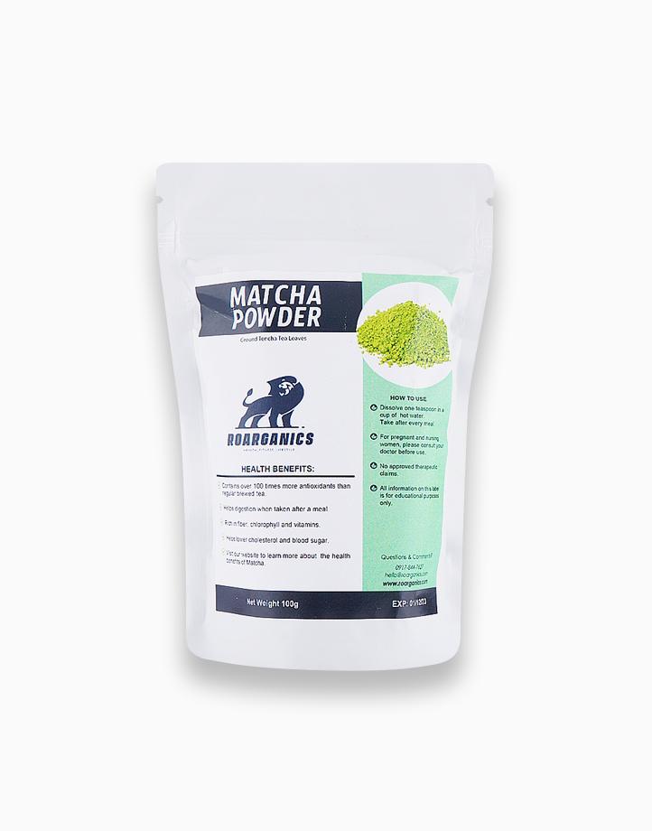 Matcha Powder (100g) by Roarganics