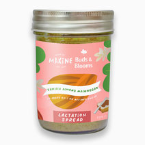 Almond Butter Vanilla Malunggay Lactation Spread (225g) by Made by Maxine