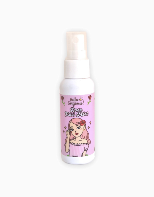 Rose Face Mist by Hello Gorgeous