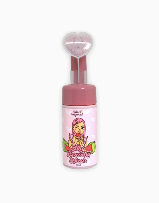 Silly Foaming Wash by Hello Gorgeous