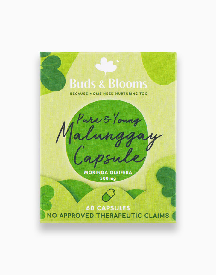 Vanilla Almond Malunggay Super Lactation Kit by Buds & Blooms
