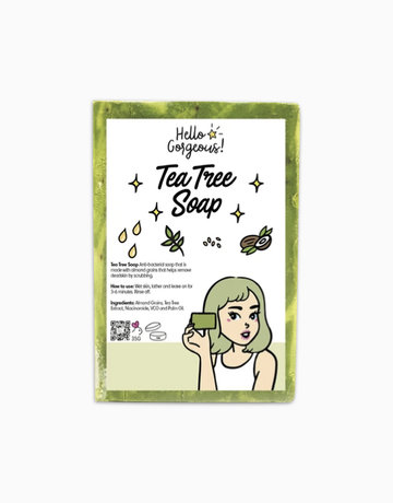 Tea Tree Soap by Hello Gorgeous