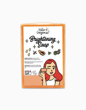 Brightening Soap by Hello Gorgeous