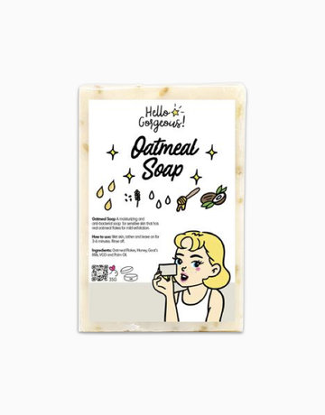 Oatmeal Soap by Hello Gorgeous