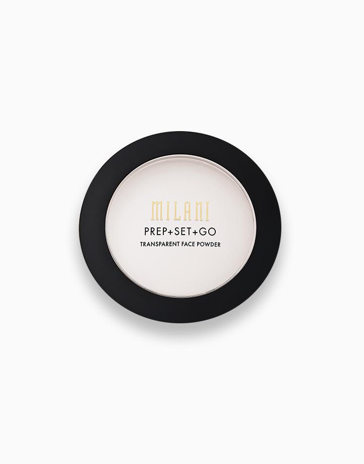 Prep + Set + Go Transparent Face Powder by Milani