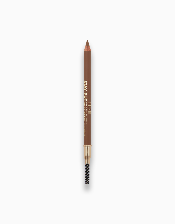 Stay Put Brow Pomade Pencil by Milani   Soft Brown