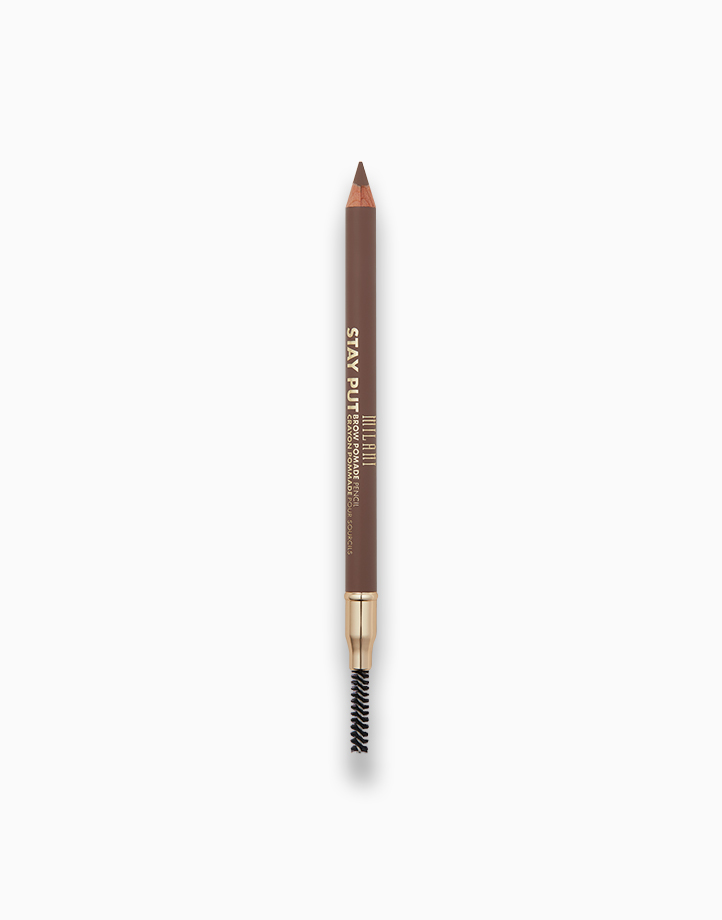 Stay Put Brow Pomade Pencil by Milani   Medium Brown