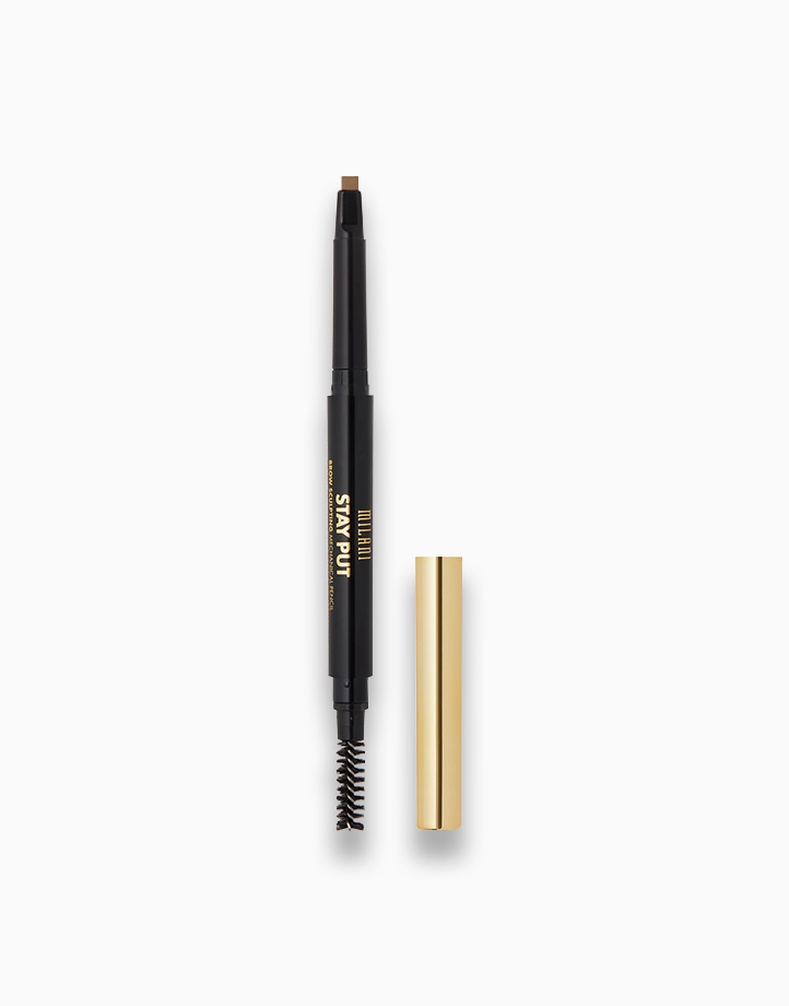Stay Put Brow Sculpting Mechanical Pencil by Milani | Taupe