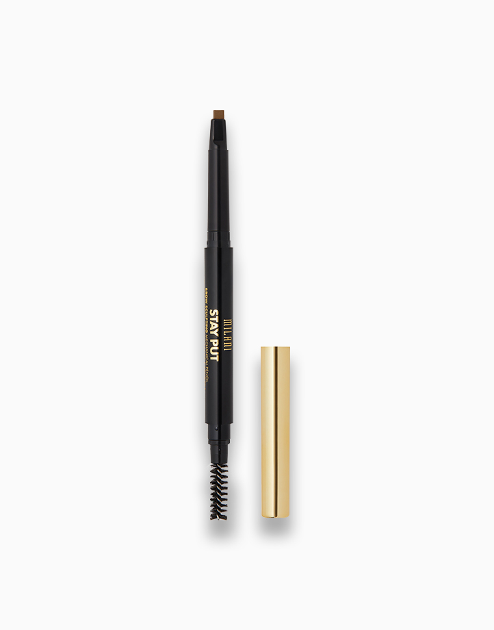Stay Put Brow Sculpting Mechanical Pencil by Milani | Soft Brown